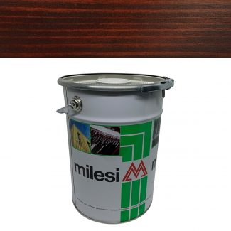 Impregnant cerat cires inchis Milesi XHT6176 5L
